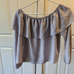 USED WILFRED S OFF SHOULDER TOP